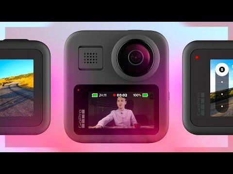 Что взять в путешествие  ✈️ GoPro Max или Hero 8