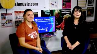 Making It Happen TV with Victoria Lee and guest Dani Carson