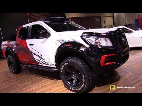 2020 Nissan Navara Gazelle - Exterior Interior Walkaround - 2019 Dubai Motor Show