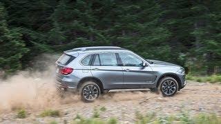 BMW X5 - Fahrbericht