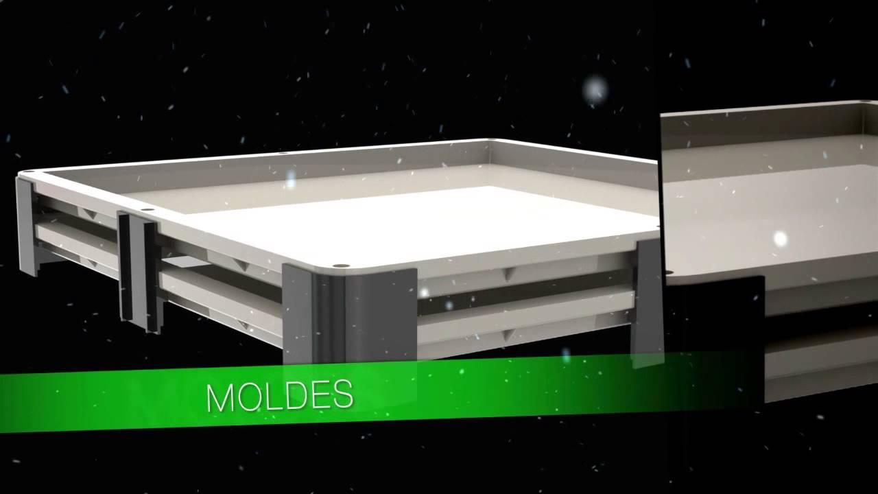 Sea fabricante de pisos instale su propia f brica de - Revestimiento piedra artificial ...