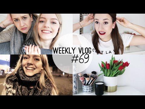 LENA IST WIEDER DA & LEONIE IST RAUS   Weekly Vlog #69