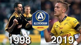 ÅRETS MÅL I ALLSVENSKAN | 1998 TILL 2019