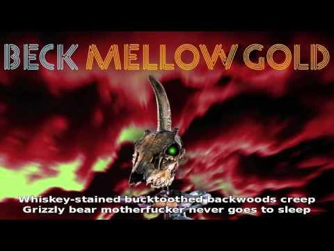 Beck - Truckdrivin' Neighbors Downstairs [Yellow Sweat]