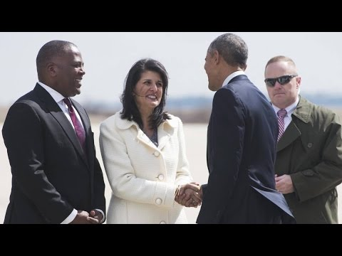 Nikki Haley Being Touted as Possible Secretary of State