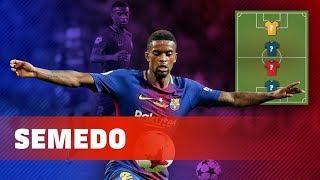 NELSON SEMEDO | MY TOP 4 (LEGENDS)