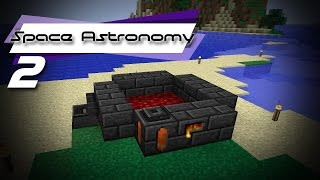 Crafting a Basic Forge | FTB | Space Astronomy #2
