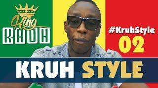 King Kruh - Kruh Style (clip officiel freestyle) : teaser 02