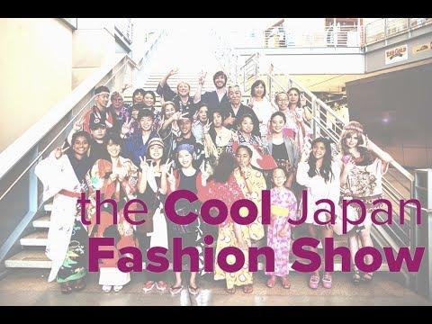 JASI Cool Japan Fashion Show