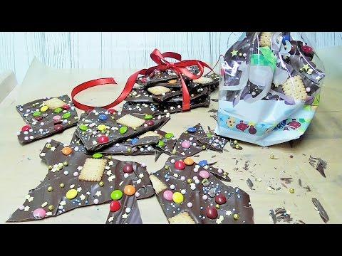 DIY Bruchschokolade selber machen/ Last Minute Geschenke