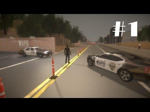 Enforcer Police Crime Action обзор. Не легка жизнь полицейского