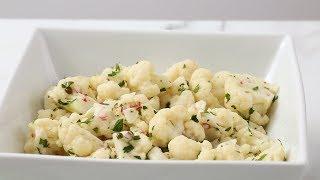 Marinated Cauliflower Salad - Martha Stewart