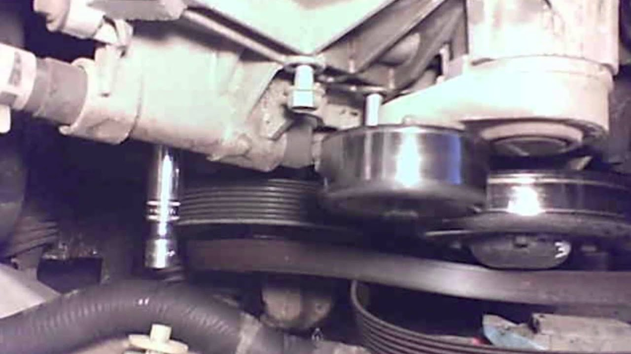3900 Engine Diagram Coolant Elbow Pipes Leaking 2004 2008 Chevrolet Impala 3