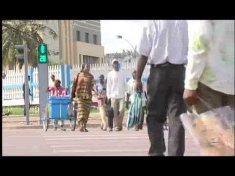Kinshasa welcomes you