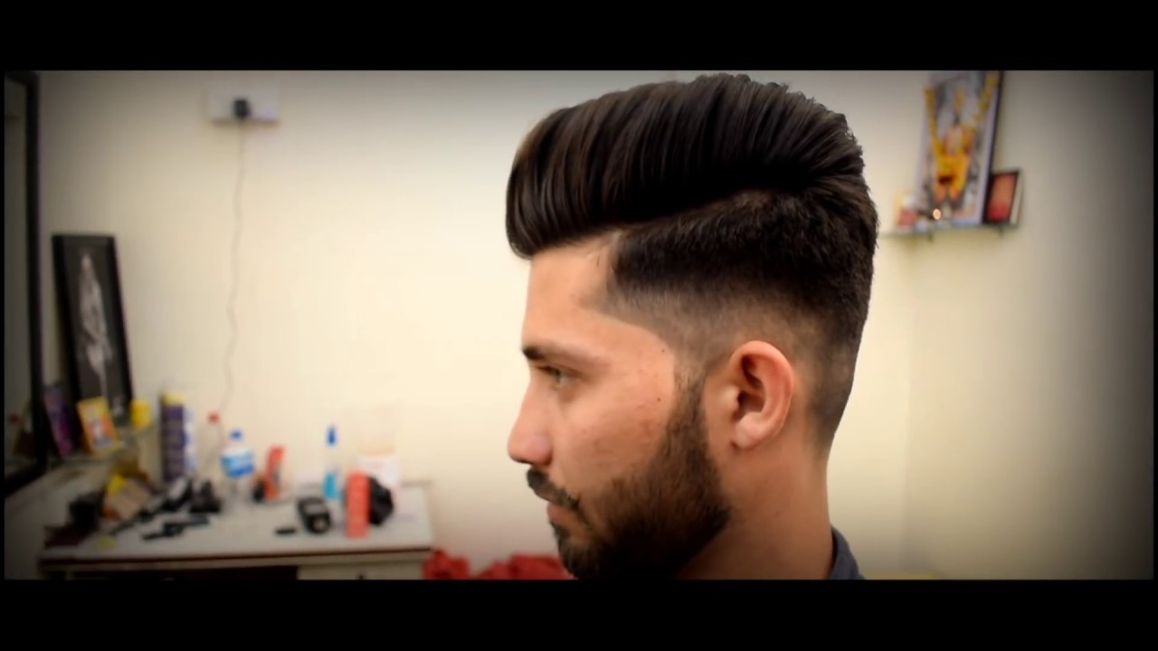 New Skinfade Haircut With Beard When Indian Guy Looks Like A