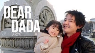 Dear Dada -- My Daughters love letter to her dad. Andi Manzano Reyes