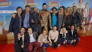 """Premiere """"Fünf Freunde 4"""" @ CinemaxX München am 25.01.2015 mit Haral Glööckler"""