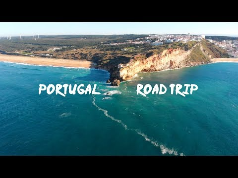 The Most Beautiful Drive in Europe // Portugal's Coast
