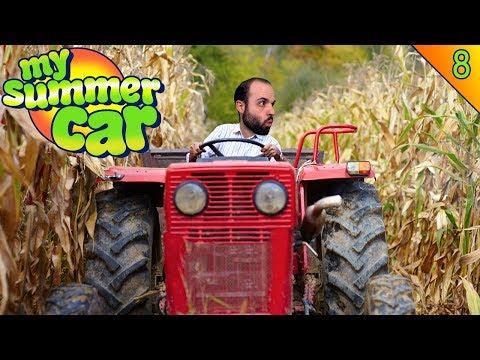 UN BUEN DÍA DE TRABAJO | MY SUMMER CAR Gameplay Español
