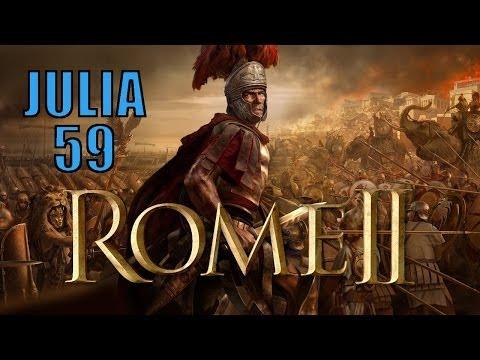 Rome 2 Total War Julia Dynasty 59 Rome II Finale