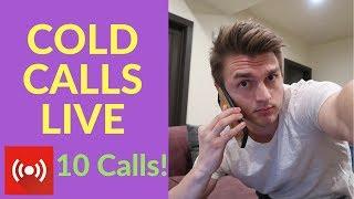 SMMA Cold Calls Live! 10 Calls