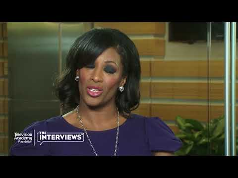 Vivian Brown on studying to be a meteorologist  - TelevisionAcademycoms