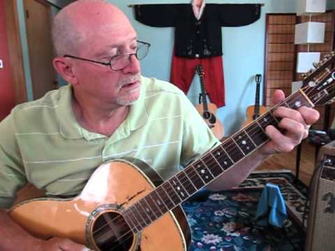 Tommy Emmanuel - Classical Gas - Cover & Tutorial by Ed Harp