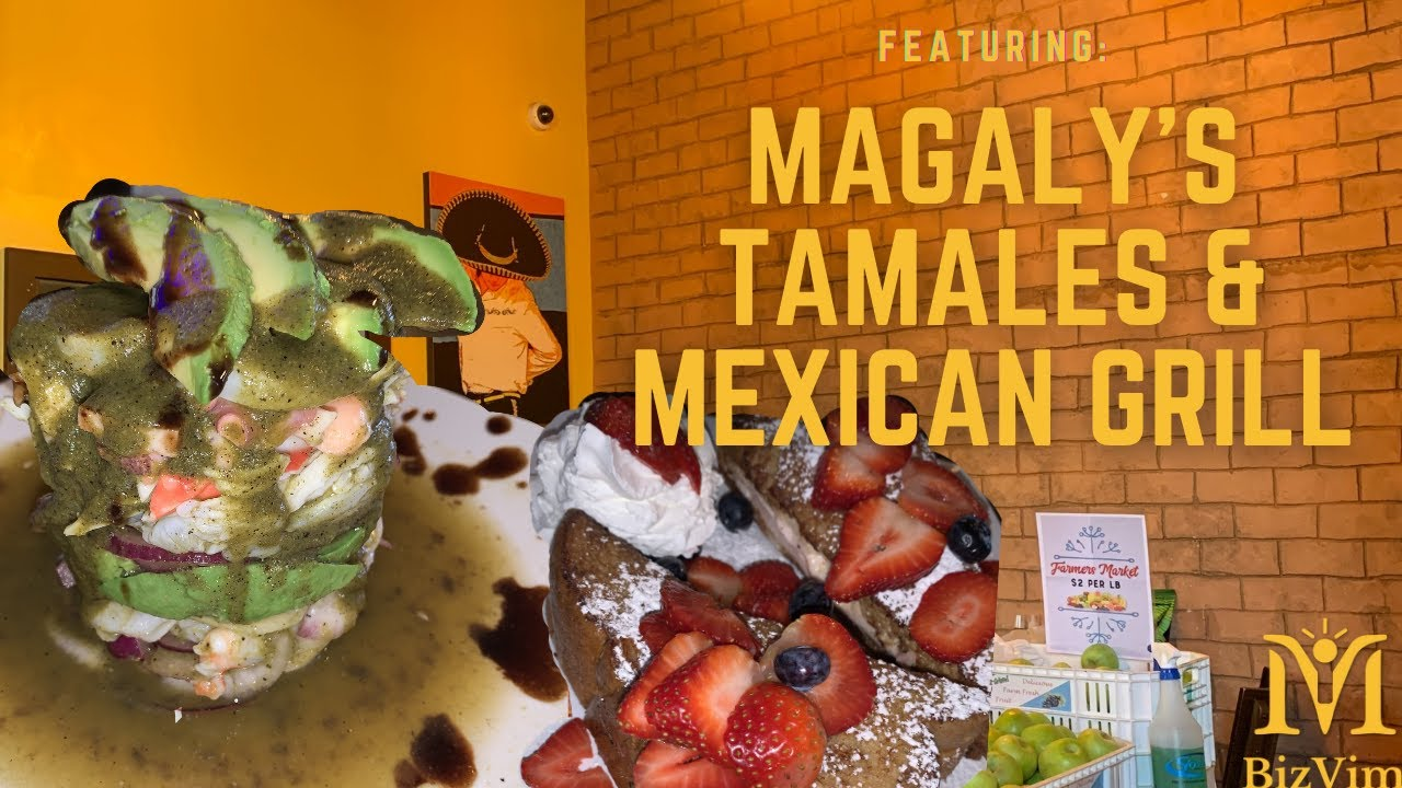 """TOWER OF SEAFOOD at """"Magaly's Tamales & Mexican Grill"""" (Family Restaurant Spotlight)"""