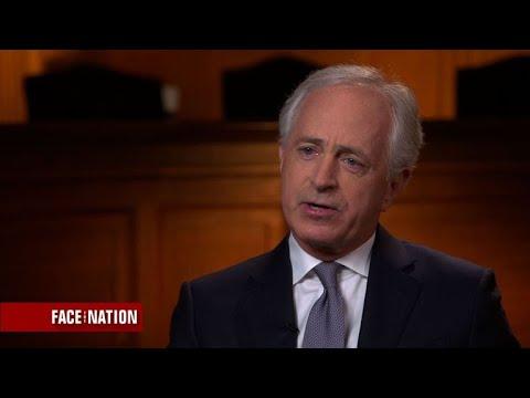 Full interview: Margaret Brennan interviews Sen. Bob Corker for Face the Nation
