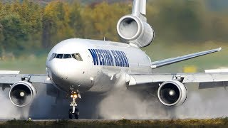 AVIATION REVIEW of YEAR 2017 - 70 minutes PURE AVIATION (4K)