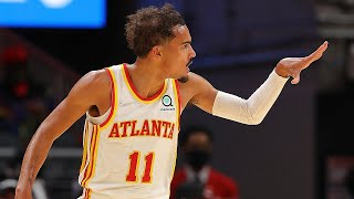 Trae ON-FIRE 27 PTS & 15 AST in 3Q Played! 🔥🔥