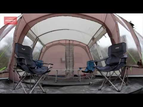 Outwell Glendale 5 Deluxe tent | Cotswold Outdoor product video & Outwell Glendale 5 Deluxe tent | Cotswold Outdoor product video ...