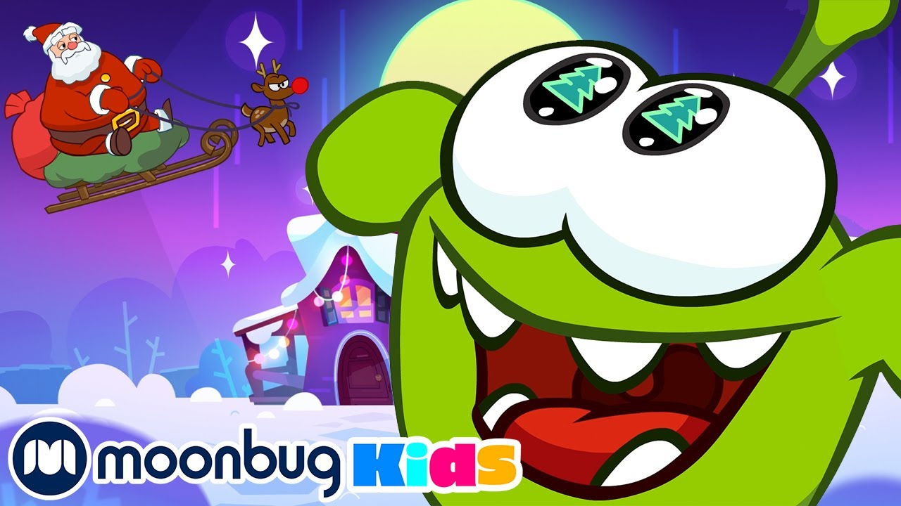 Om Nom Stories | Oh Christmas Tree! | Cut The Rope | Funny Christmas Cartoons for Kids & Babies