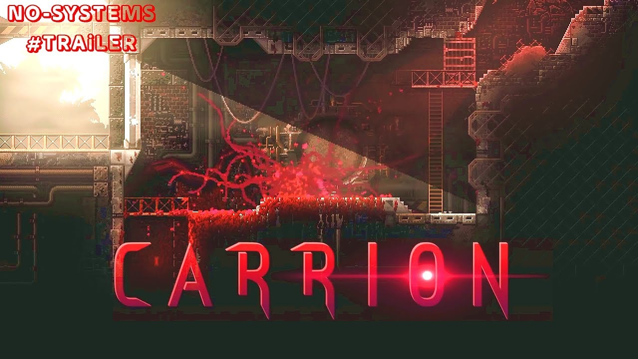 Carrion Gameplay Trailer Trailer Hd Youtube