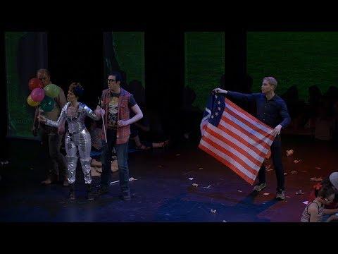 Fireworks: an American opera buffa