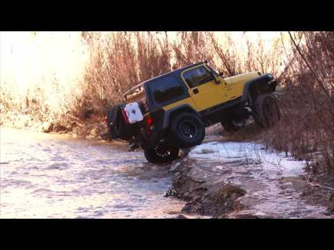 Winter 4x4 Jamboree - Grand Canyon Caverns - Gibbs Quadski Review - White Rocks Loop Hike