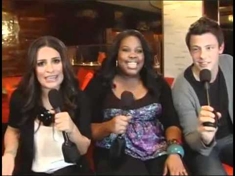 Cory, Lea and Amber - 5 Questions with Vh1 interview