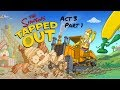 The Simpsons Tapped Out: Itchy & Scratchy Land Update (Act 3) Pt.1