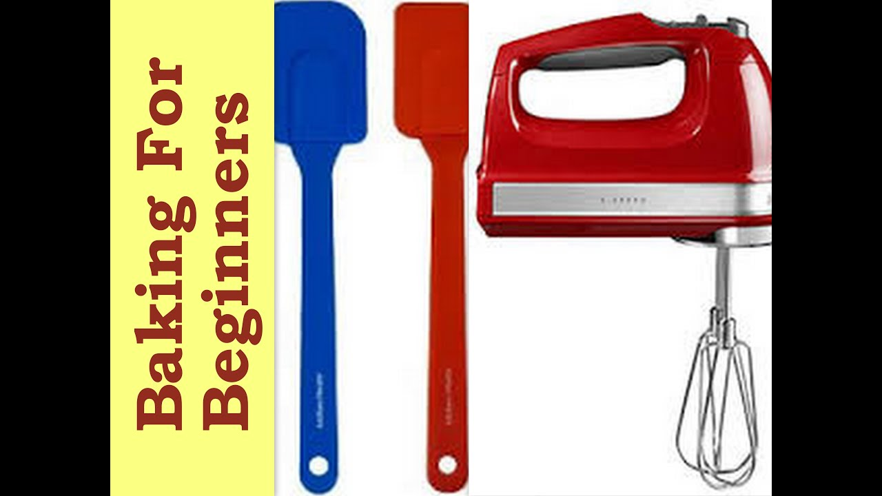 Baking Tools And Equipment Essential Basic Baking Tools For Beginners & How To Use Them