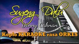 Download SUGENG DALU - Denny Caknan Koplo KARAOKE rasa ORKES Yamaha PSR S970