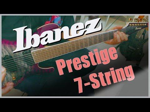 Ibanez S Series Prestige 7 String S5527QFX