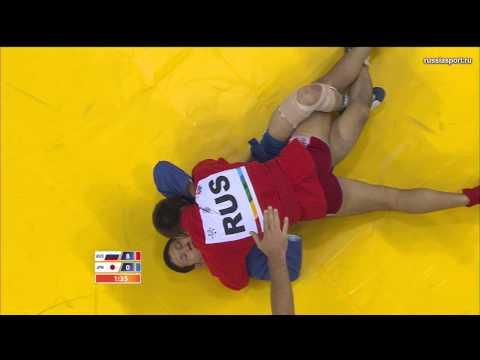 2013 Kazan Sambo Final : Kurzhev vs Eto