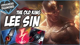 LEE SIN JUNGLE, THE OLD KING OF SOLOQ - Unranked to Diamond - Ep. 2 | League of Legends