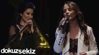 İclal Aydın - Hiç Kimsenin / Altın Tasta Gül Kuruttum (feat. Ceren Çağatay) (Konser Video)