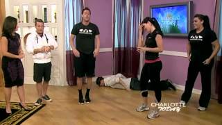 Repeat youtube video Full body workout in 12 minutes with Maximized Living Doctors