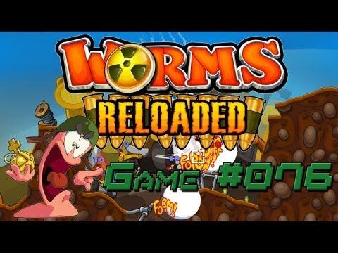 Worms Reloaded - Game #076: Team Mutie vs Team Souzie |