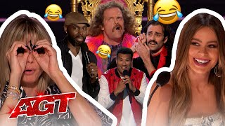 Hilarious Comedians Bring You The Gift of Laughter - America's Got Talent 2020