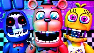 Five Nights at Freddy s Song FNAF Withered SFM 4K TIFWhitney Remix