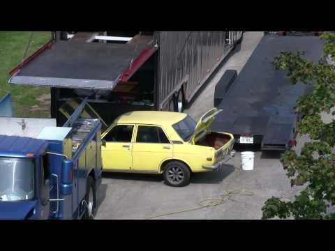 Transformers 3 Milwaukee - 1970s Datsun (pt 2)