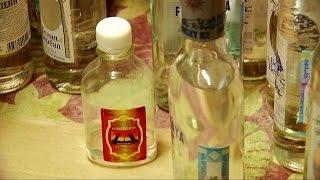Rusya'da Alkol Yerine Banyo Yağı Içen 58 Kişi öldü
